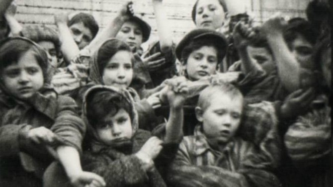 The children of Auschwitz remember  The Children of Auschwitz Remember The children of Auschwitz remember3