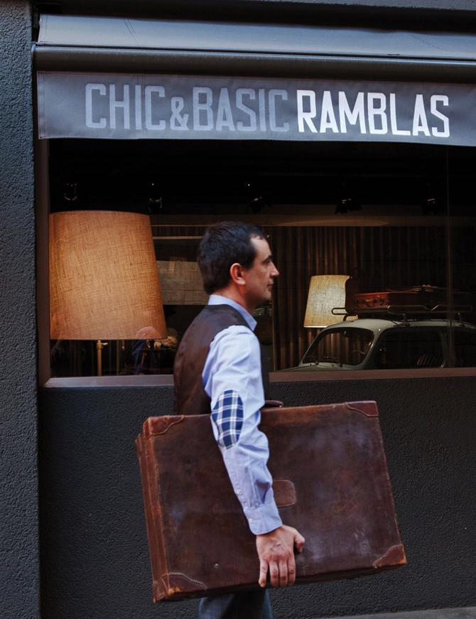 Hotel Chic and Basic Ramblas by Lagranja Design 6 copy