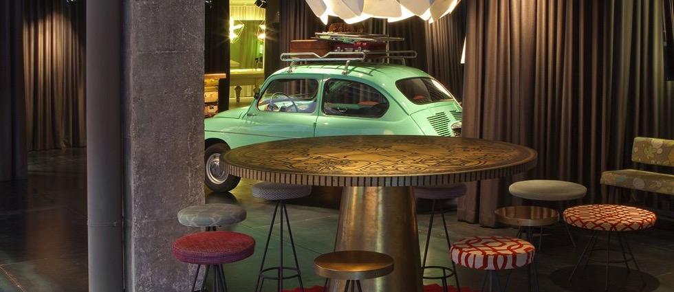 Hotel Chic and Basic Ramblas by Lagranja Design