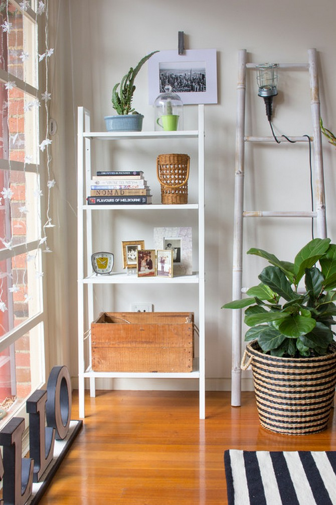 How to make your shelf look fantastic