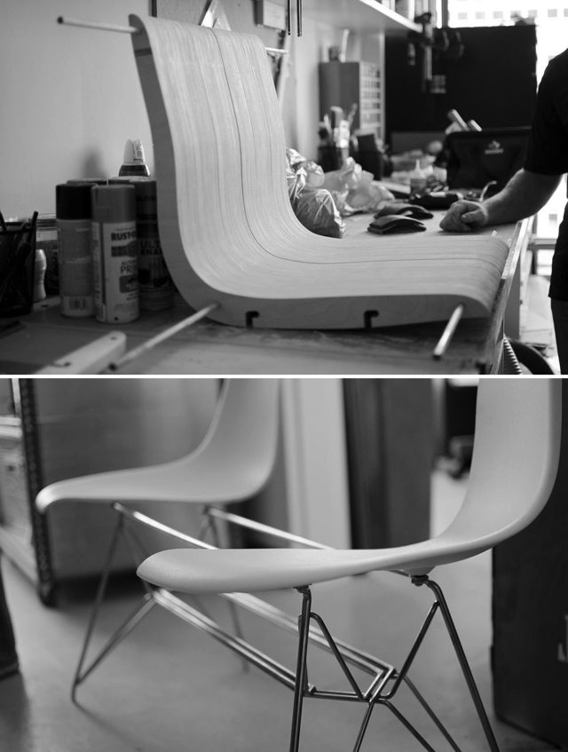 Clark Nexsen Eames Chair Redesign  Clark Nexsen Eames Chair Redesign Reimagine Eames DSR Clark Nexsen 5 copy