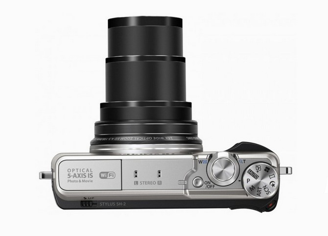 Retro Olympus Stylus SH-2 Camera 4  Retro Olympus Stylus SH-2 Camera Retro Olympus Stylus SH 2 Camera 4