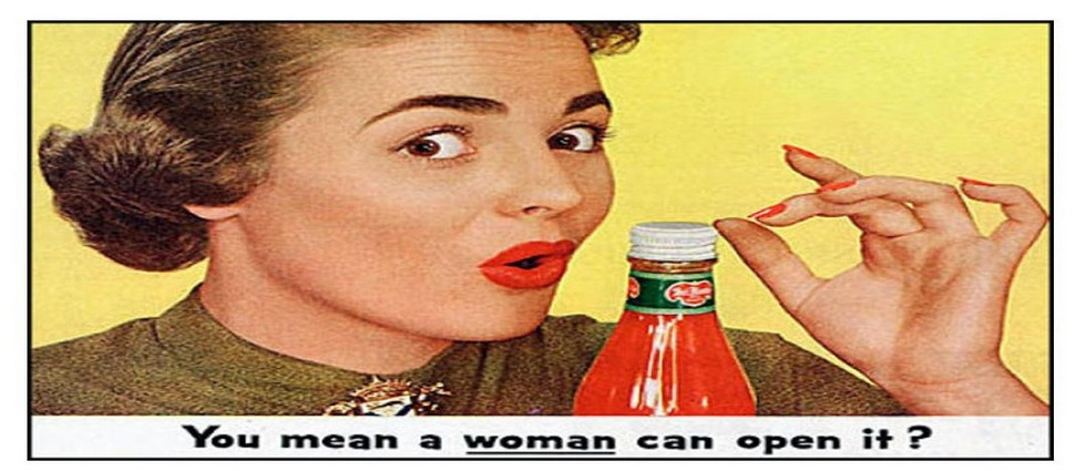Sexist Vintage Ads Unacceptable Today Feature