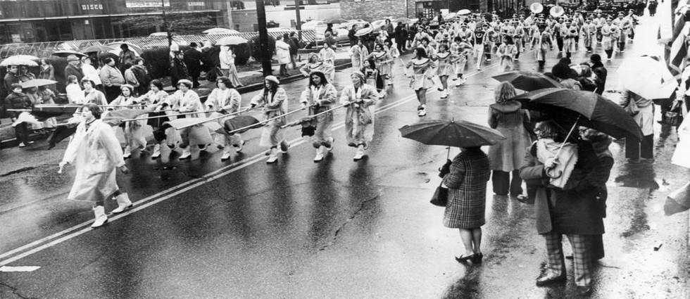 St. Patrick's Parade NY Vintage Photos