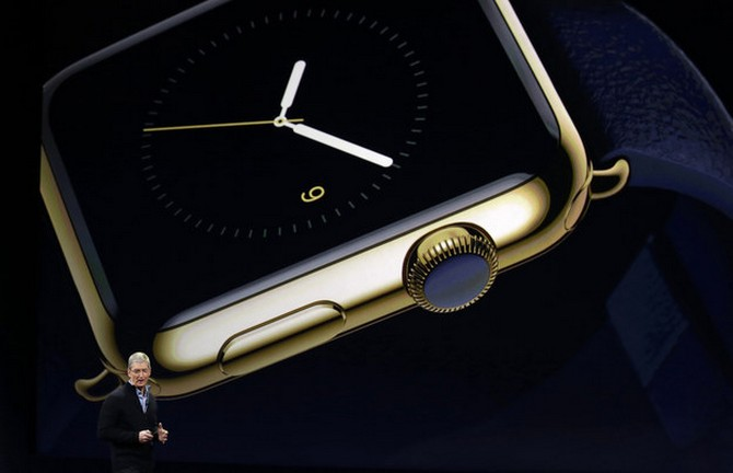 The Apple Watch  The Apple Watch The Apple Watch