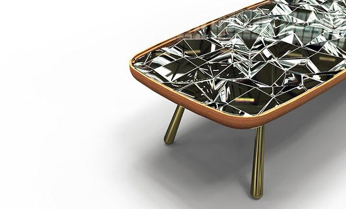 André-teoman-studio-mirrored-kaleidoscope-featured table  André teoman studio: amazing mirrored kaleidoscope table  Andr   teoman studio mirrored kaleidoscope table featured