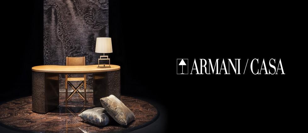 Milan Design Week 2015 Armani Casa at Fiera Milano 2015 Feature