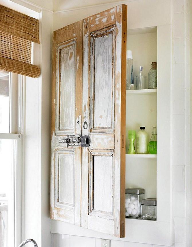 10 ways to get a vintage bathroom