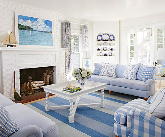 Amazing Vintage Living Rooms