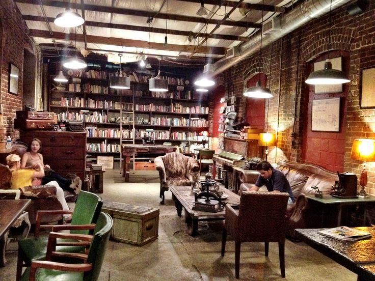 Vintage Interiors 10 Amazingly Retro Cafes