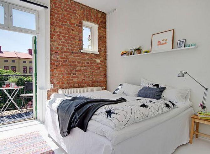 brick wall design Get your ideal vintage bedroom  vintage bedroom Get your ideal vintage bedroom  brickwall