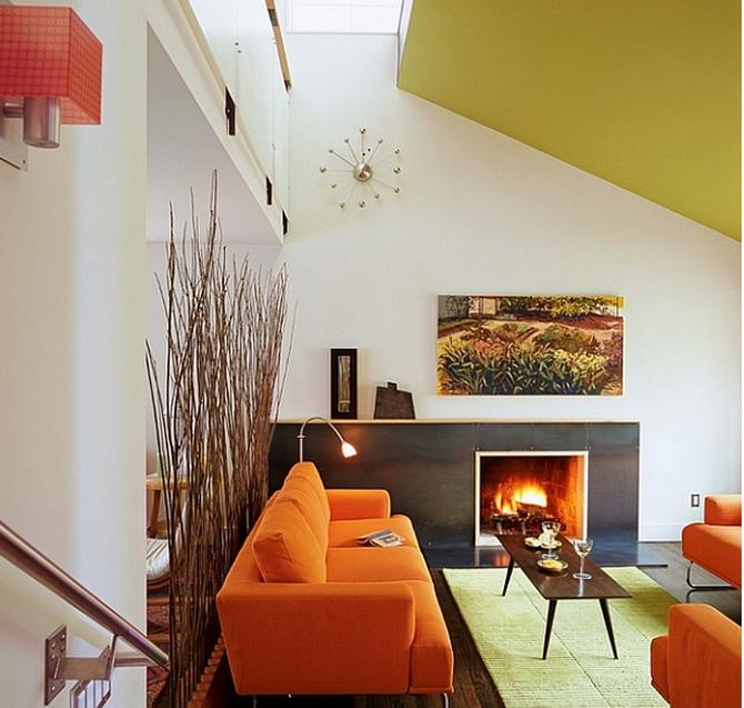 vintage industrial style Vintage interior Vintage interior living ambiances fd