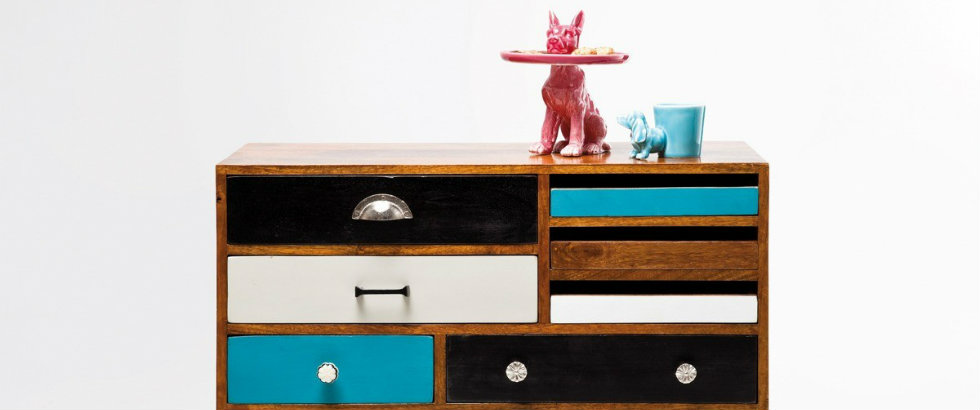Get Modern Vintage Interiors With Kare Design