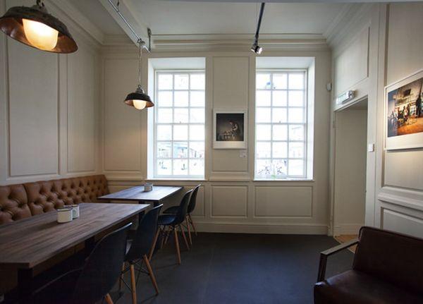 Vintage Interiors : 10 amazingly retro cafes