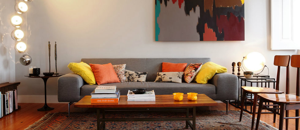 Vintage Interior Designs Learn Now How To Mix Modern And Vintage