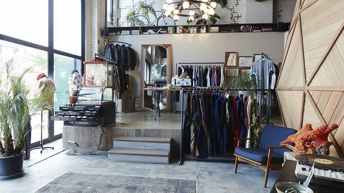 10 Classic vintage stores to go
