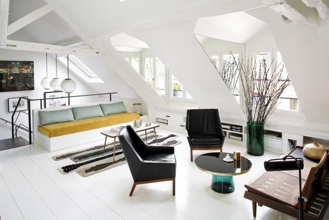 Ordinaire Vintage Interior Inspirations For This Fall By Sarah Lavoine DUPLEX  PARISIEN 2 Sarah Lavoine Interior Inspirations