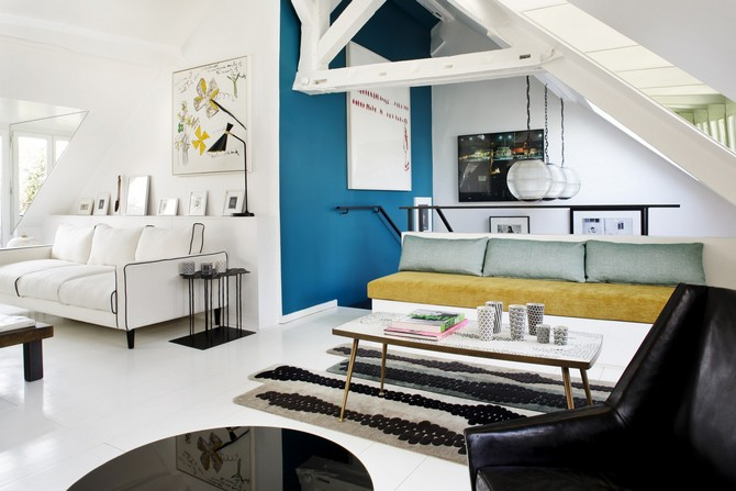 vintage Interior Inspirations for this fall by Sarah Lavoine DUPLEX PARISIEN