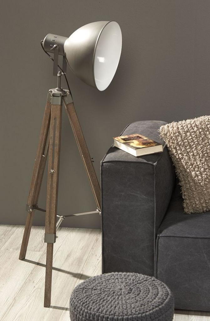 11 wooden  tripod floor lamp Modern Floor Lamps 20 Mid-Century Modern Floor Lamps To Die For 11 wooden tripod floor lamp