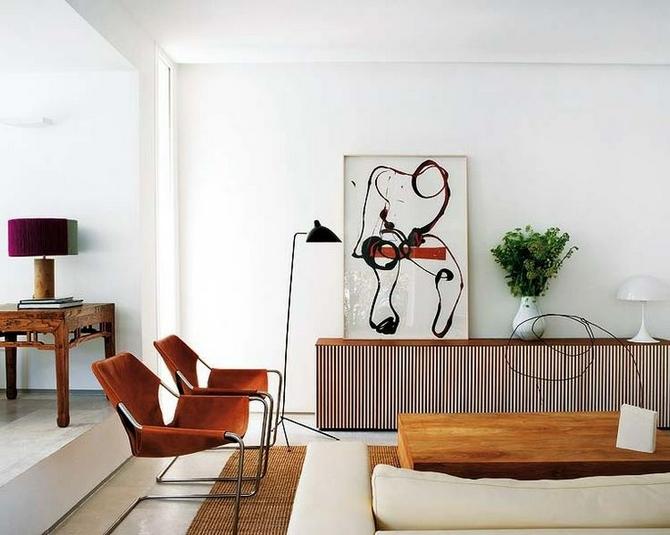 14 Mid Centruy Modern Interior Design Modern Floor Lamps 20 Mid-Century Modern Floor Lamps To Die For 14 Mid Centruy Modern Interior Design