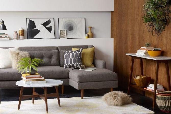 15 Mid Century Modern Living Rooms Room