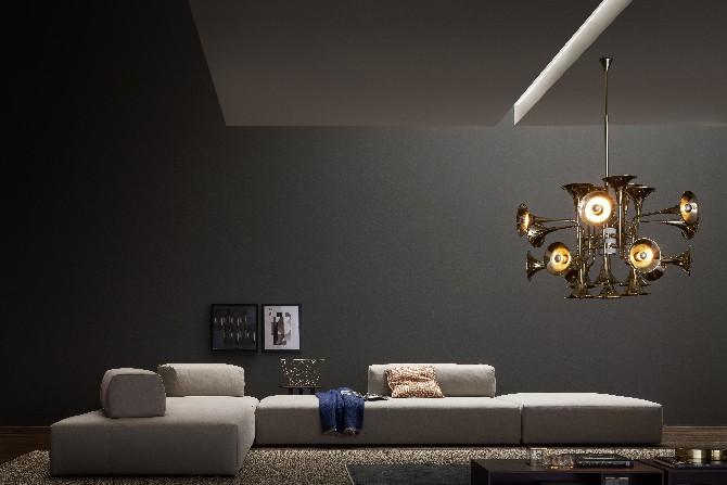 15 mid century modern living room design mid century modern 15 Mid-Century Modern Living Room Design 15 mid century modern living room design novamobili italy store botti ceiling lamp