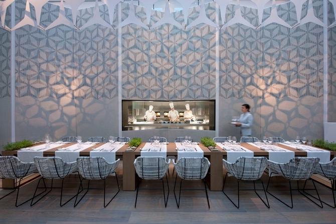 16 Great Retro Modern Inspirations by Urquiola Mandarin Oriental Hotel Barcelona Restaurant
