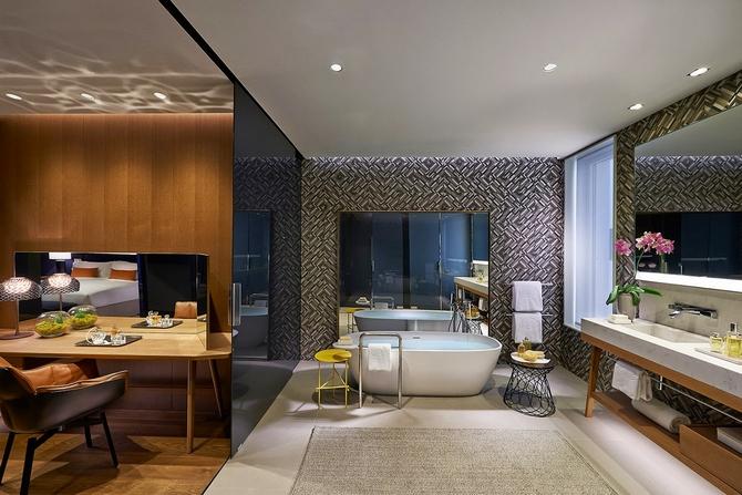 19 Great Retro Modern Inspirations by Urquiola Mandarin Oriental Hotel Barcelona