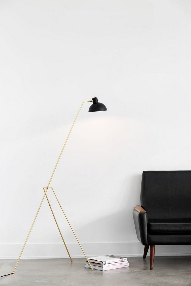 20 Mid-Century Modern Floor Lamps To Die For