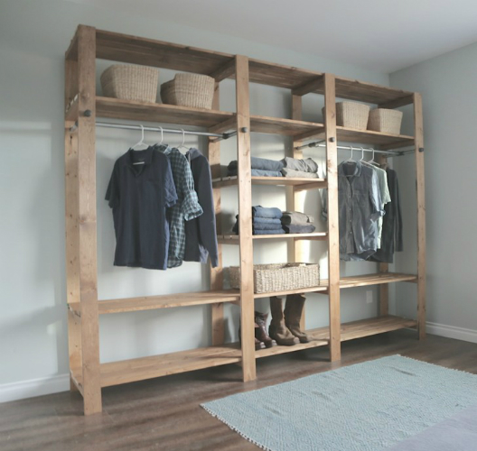 10 industrial style closet designs that you'll love 2 closet designs 10 Industrial Style Closet Designs That You'll Love 10 industrial style closet designs that youll love 2