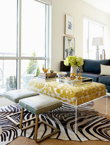 15 mid century living rooms using modern tables 5