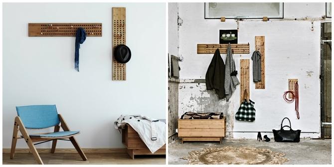 3 10 Industrial Style Hallway Ideas