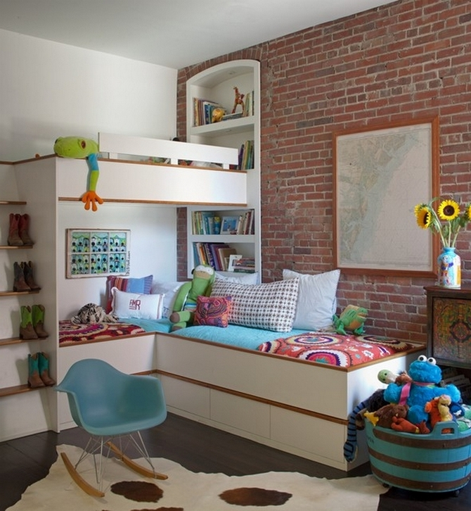 17 Industrial Childrens Room Ideas children room 17 Industrial Children Room Ideas 3 17 Industrial Childrens Room Ideas