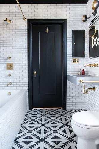8 Industrial Style Small Bathroom Designs small bathroom designs Industrial Style: Small Bathroom Designs 8 Industrial Style Small Bathroom Designs