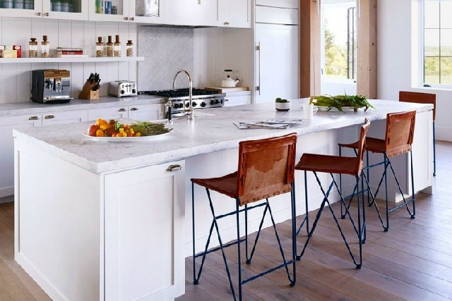 Industrial style home bar 10 bar stools to die for