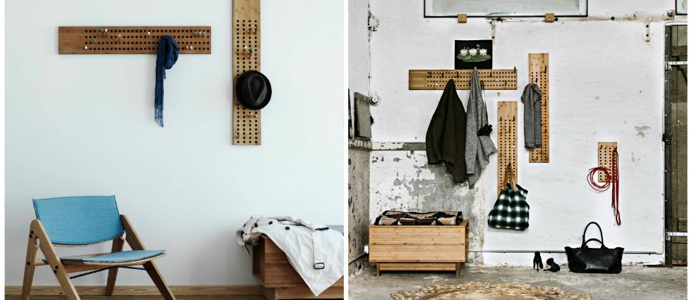 collage-hallway-we-do-wood hallway ideas 10 Industrial Style Hallway Ideas collage hallway we do wood