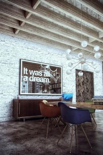 top 10 industrial dining area design vintage 3