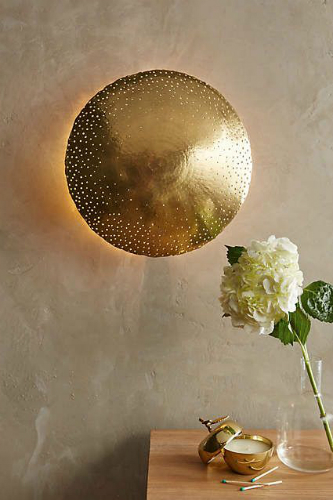 10 SOPHISTICATED SCONCES TO YOUR HOME DESIGNS 6 golden sconces 15 golden sconces for a vintage but modern home 10 SOPHISTICATED SCONCES TO YOUR HOME DESIGNS 6
