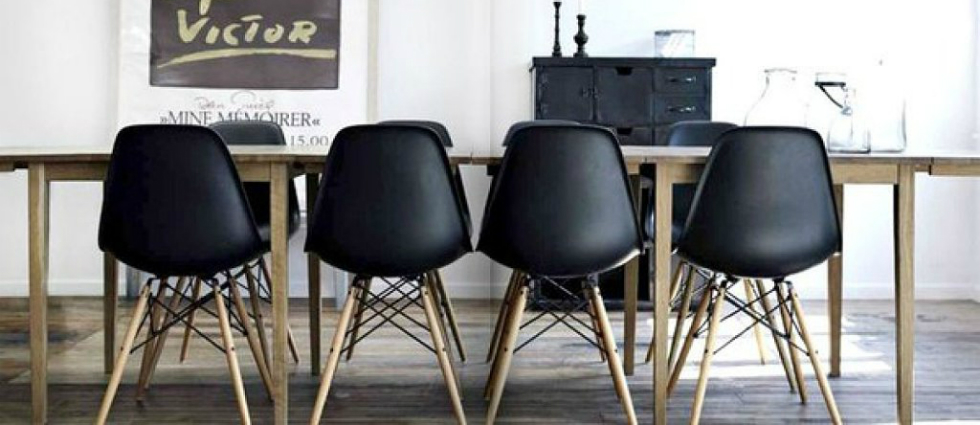 10 Industrial Dining Chairs That Will Transform Your Dining Room