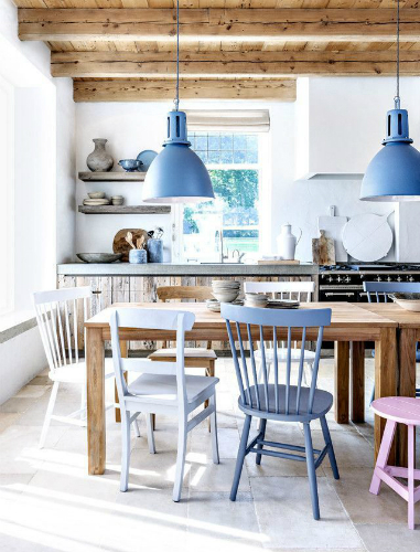 Decorate your vintage interiors with the Pantone colors 2016 10