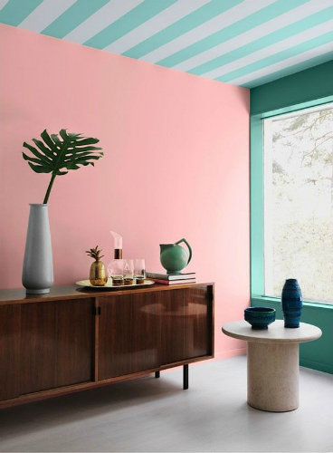 Decorate your vintage interiors with the Pantone colors  2016 9