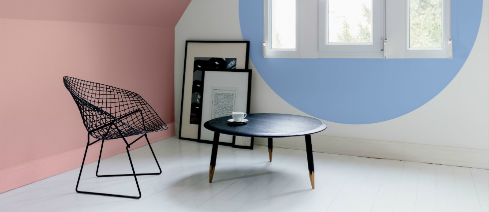 Decorate your vintage interiors with Pantone colors of the year 2016