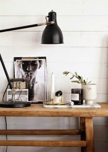 Scandinavian Home Design Ideas using table lamps 5