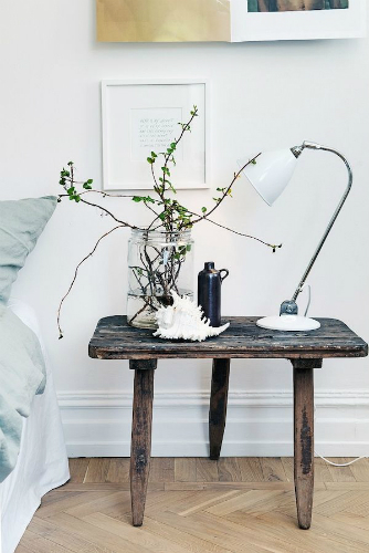 Scandinavian Home Design Ideas using table lamps 7