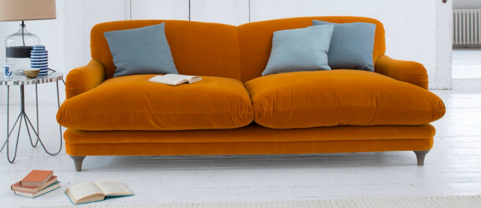 How to match your sofa with an armchair
