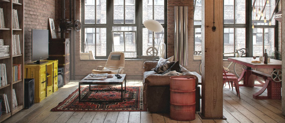 featured industrial industrial style apartments 10 industrial style apartments around the world featured industrial