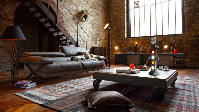 industrial home tres industrial style Learn how to get an industrial style home industrial home tres
