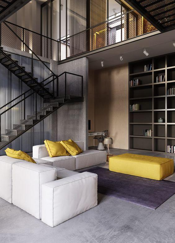 10 Industrial Decor Home Design Ideas