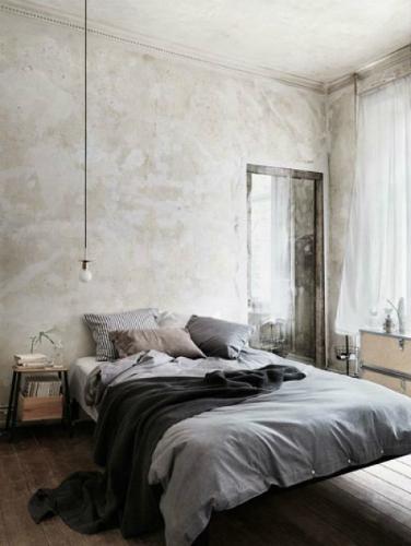 10 Industrial interiors bedroom ideas 2