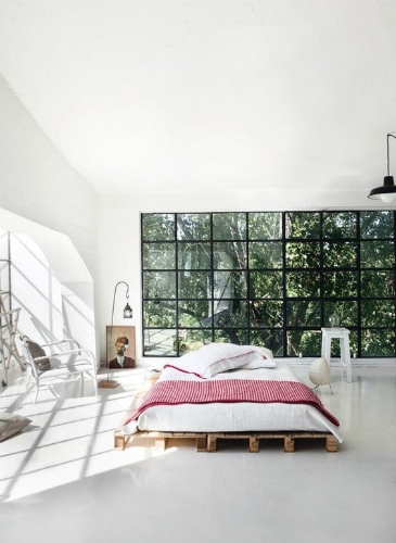 10 Industrial bedroom ideas 7